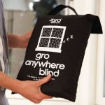 Gro anywhere blind Verdunklungsrollo